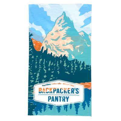 Eagle Peak Face Mask - Backpacker's Pantry