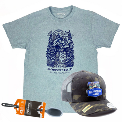 Gear Bundle (Hat, Shirt, Spoon)