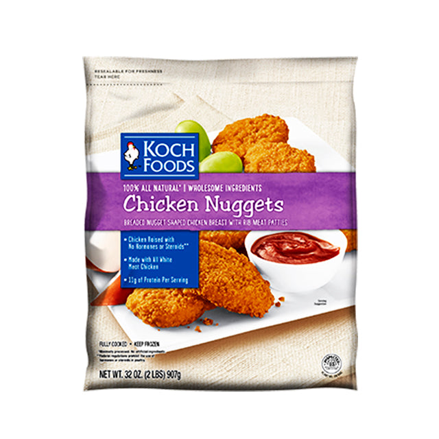Nuggets de Pollo Koch Foods