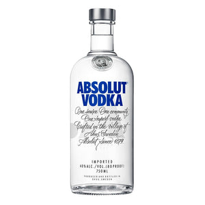 Vodka absolut 700 ml