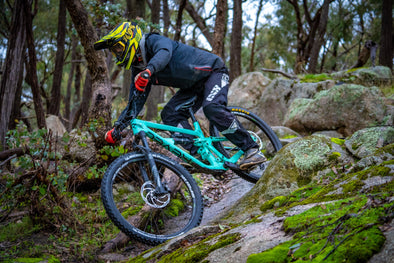 IXS clothing for MTB, gravel and bikepacking in Australia