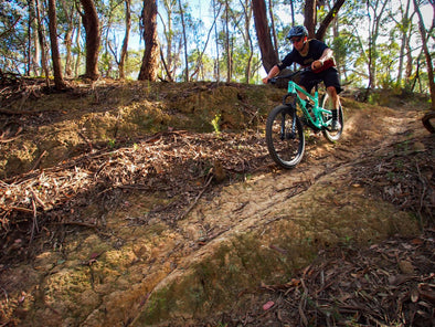What is Off Road Cycling?