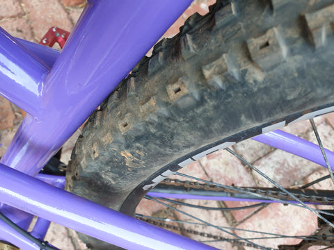 Seat tube bottom out Downduro ORBO
