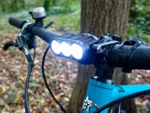 Gloworm night lights XSV off road bikes online ORBO Australia