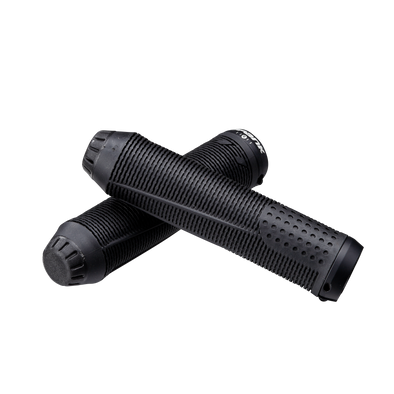 Spank Spike Lock-On Grips 33 Black