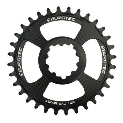 Burgtec Thick-Thin Chainring GXP