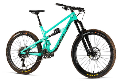 Revel Rail ORBO Build Mint Off Road Bikes Online