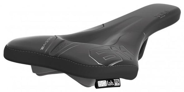 SQ Labs 611 Ergowave Active Carbon Saddle