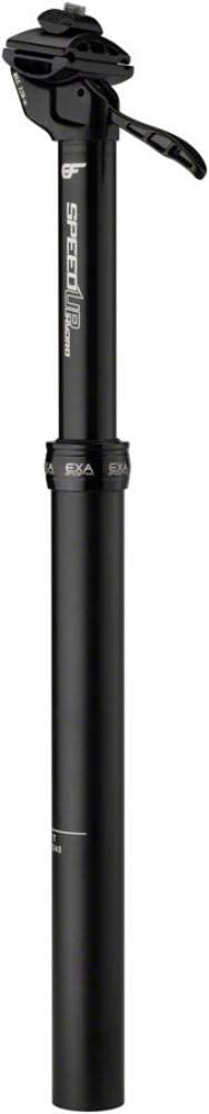 Exaform Speedup Hydro External Dropper Post with Under Saddle Remote Lever