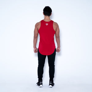 IVTT Diamond Logo Tank:Red - IVTT