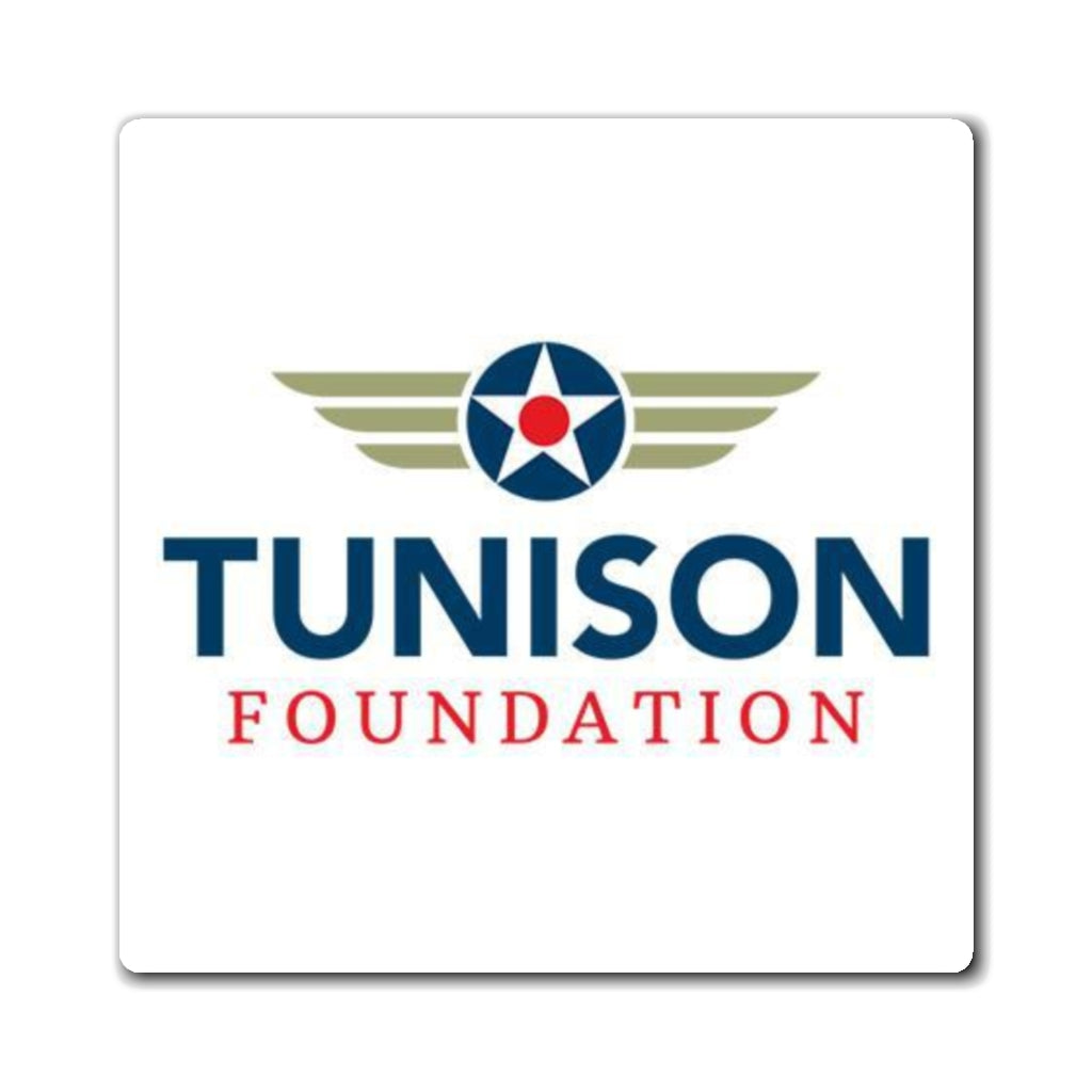 TUNISON FOUNDATION Magnet
