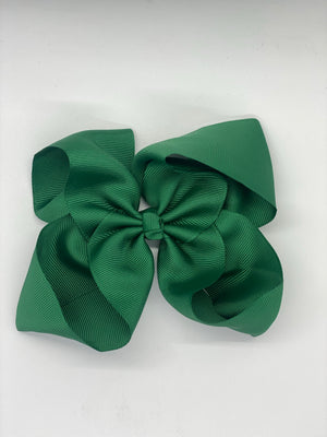 Ribbon Bow on Clip