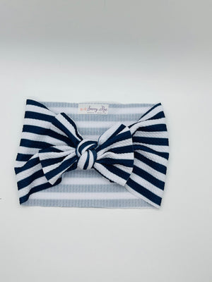 Navy Blue Stripe Dixie