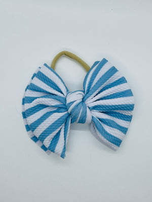 Carolina Blue Stripe Dixie