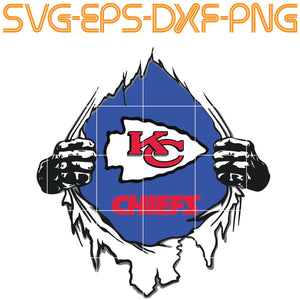 Kansas City Chiefs svg, skull svg, fueled by svg , Chiefs svg,  NFL , Fingerprints, DNA