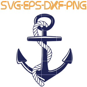 Anchors, Quotes, PNG, EPS, DXF, Digital Download