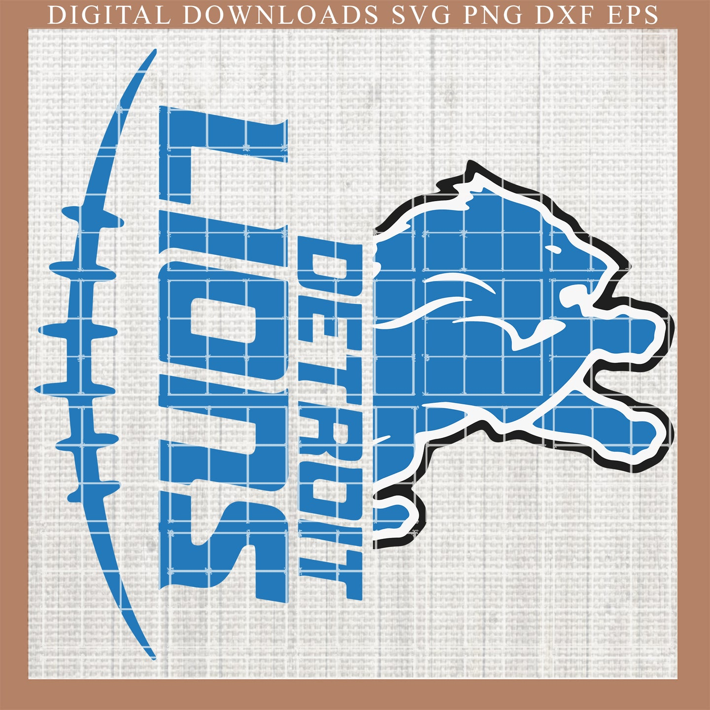 Detroit Lions svg, skull svg, fueled by svg , Lions football , Lions , Lions NFL , Lions svg, Fingerprints, DNA, nlf