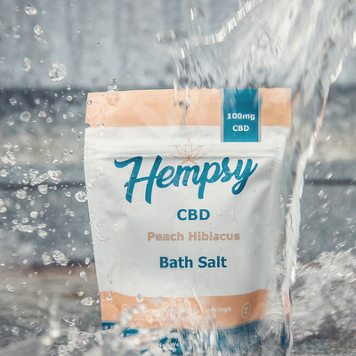 CBD Bath Salt