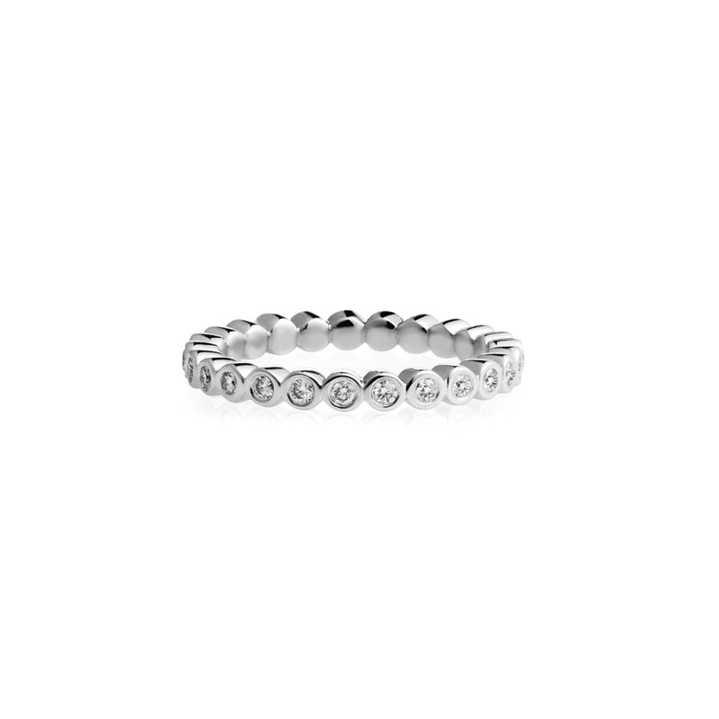 Dainty Bezel Band