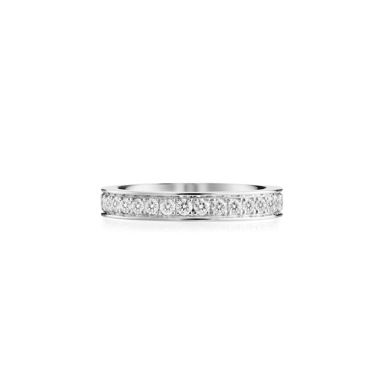 Full Circle Diamond Eternity Band