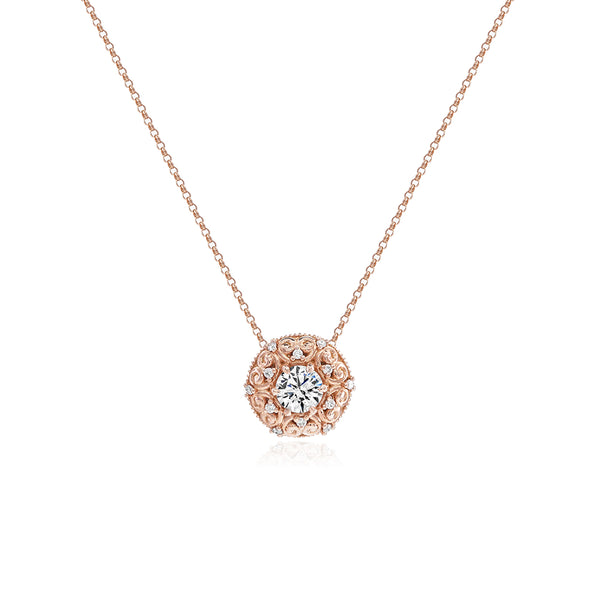 Lovedrops Signature Diamond Necklace