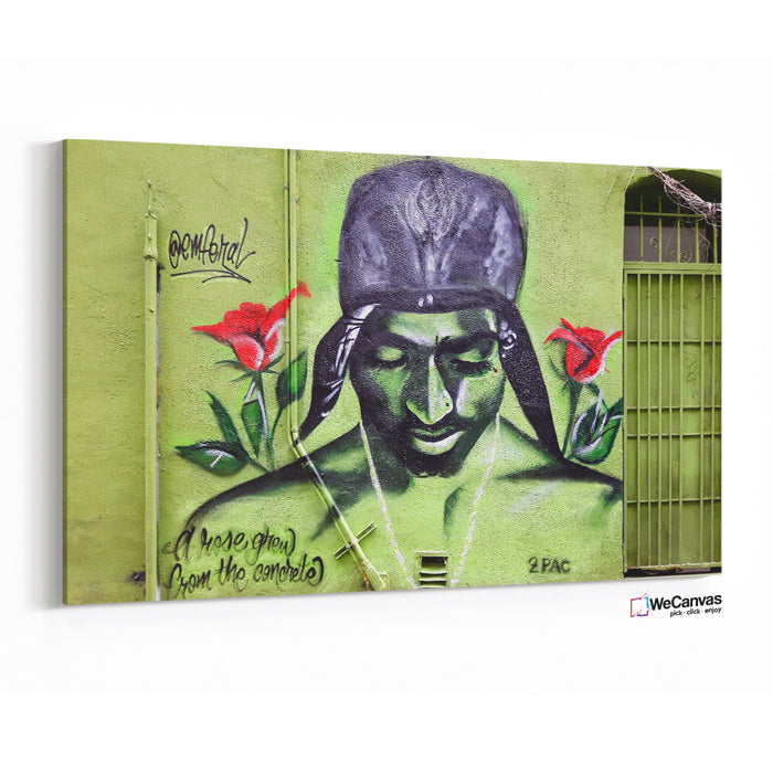 2 Pac and Roses