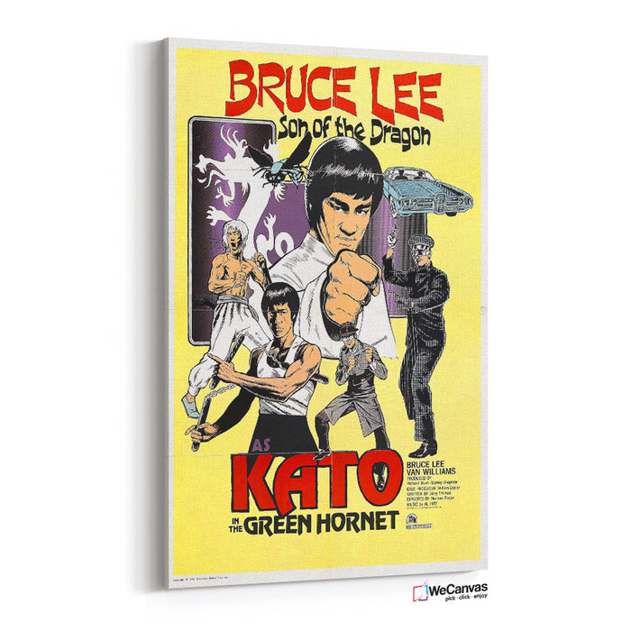 Bruce Lee - Son of the dragon