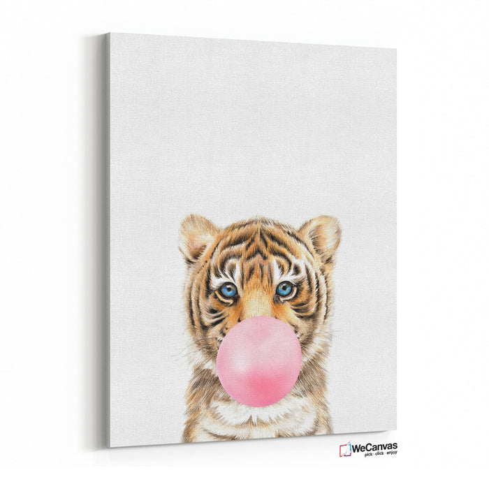 Bubble gum Tiger