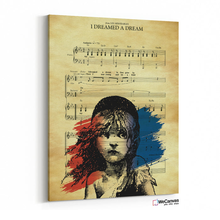Les Miserables, I Dreamed a Dream