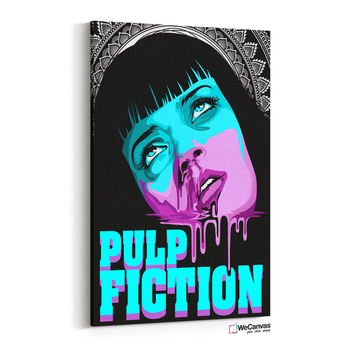 Pulp Fiction Poster Art II