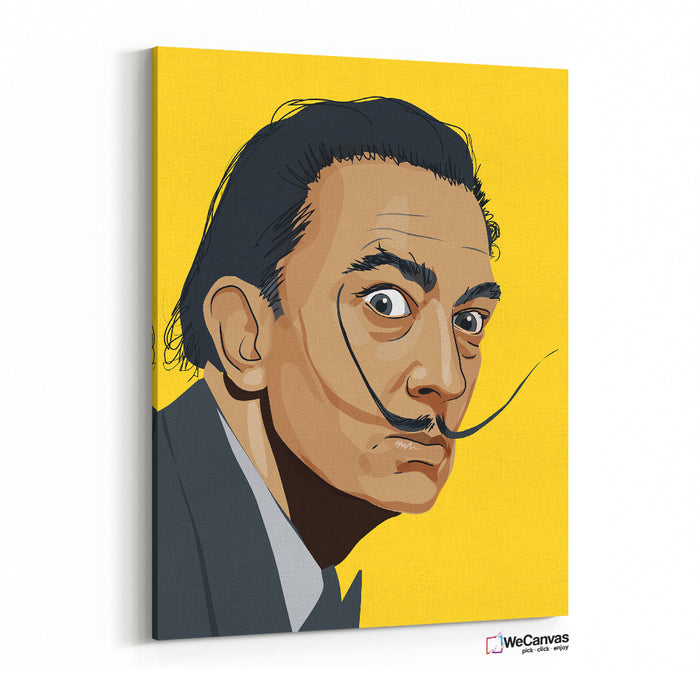Salvador Dali Illustration