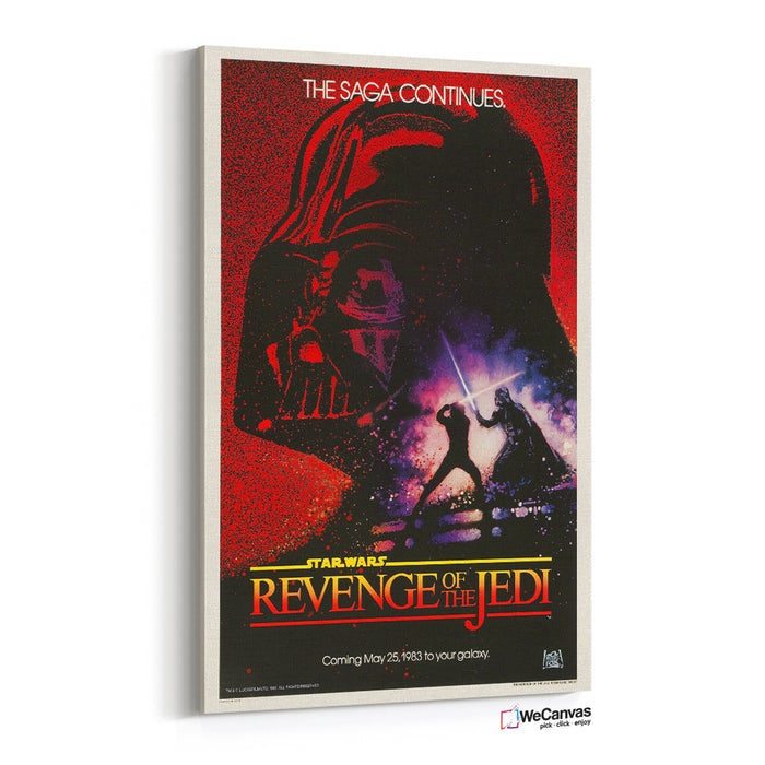 Star Wars The Revenge of the Jedi Poster