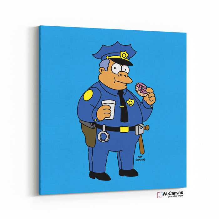 The Simpson Police