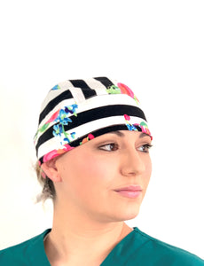 Scrub Caps / Hair Cover - Unisex