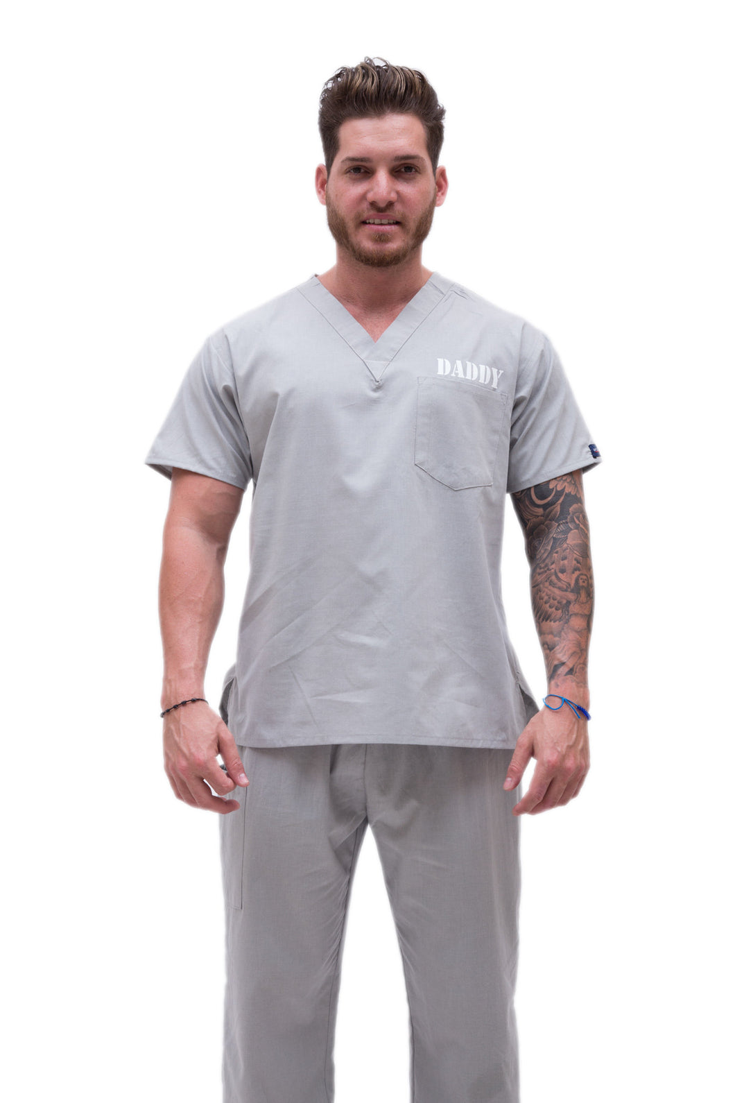 Scrubs for Dads - Gray
