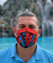 Load image into Gallery viewer, Adult Reusable / Washable Facemask - Different Patterns