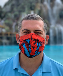 Adult Reusable / Washable Facemask - Different Patterns