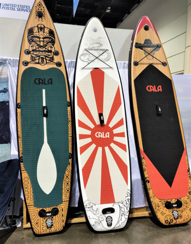 Cale Stand Up Surfboards