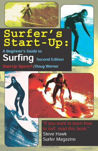 surfers start up Guide to surfing for beginners