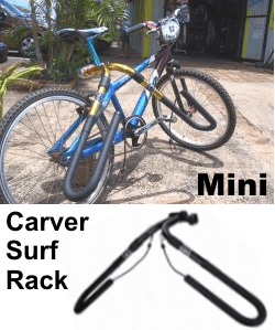 Carver Surf Racks Short Board