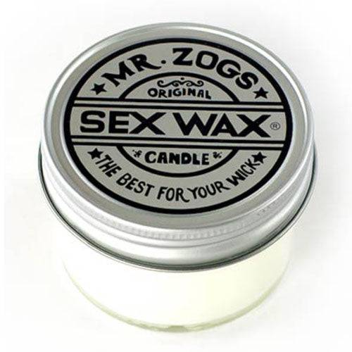SEX WAX CANDLE - surferswarehouse