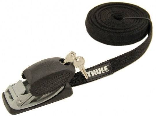 Thule lockable surfboard straps - surferswarehouse