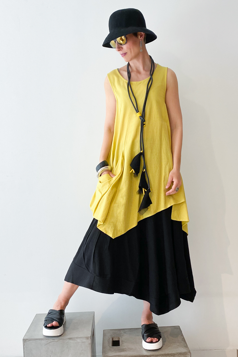 Shown w/ Sato Skirt
