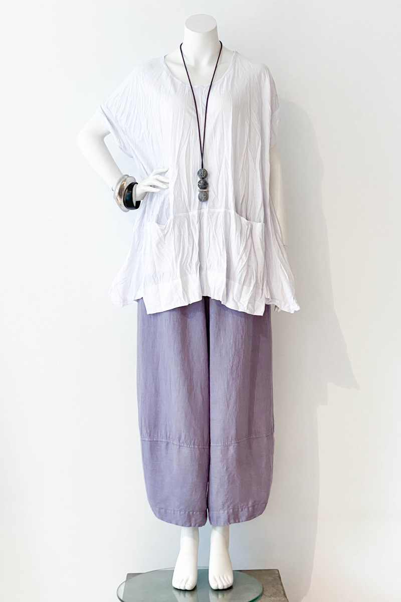 Shown w/ Simple Pant