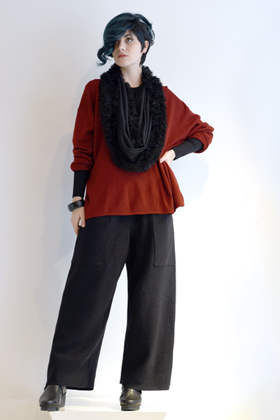 Shown w/ Brittany Sweater and Mali Pant