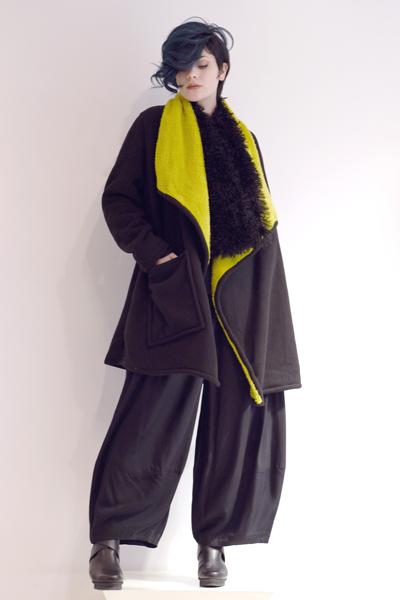 Shown w/ Alembika Open Front Jacket, Brittany Sweater, and Alamo Pant
