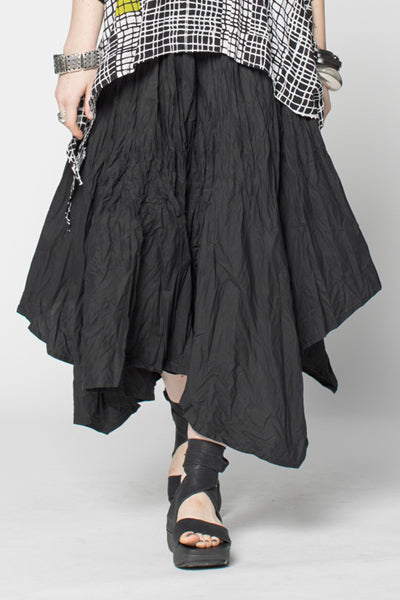Moka Skirt in Black Carnaby