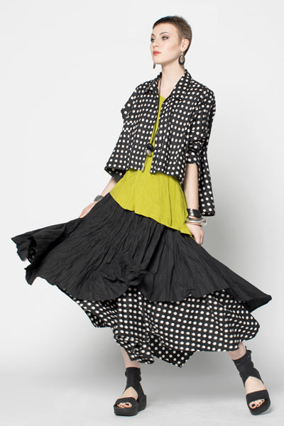 Shown w/ Selavie Shirt and Moka Skirt (layered)
