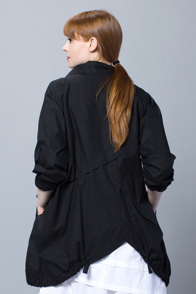 Lantaro Jacket in Black Carnaby