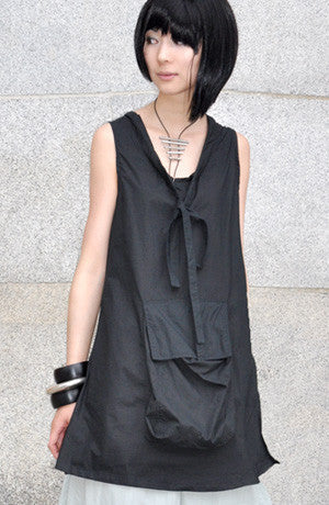 Cool Tank in Black Carnaby